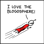 I Love the Blogosphere!